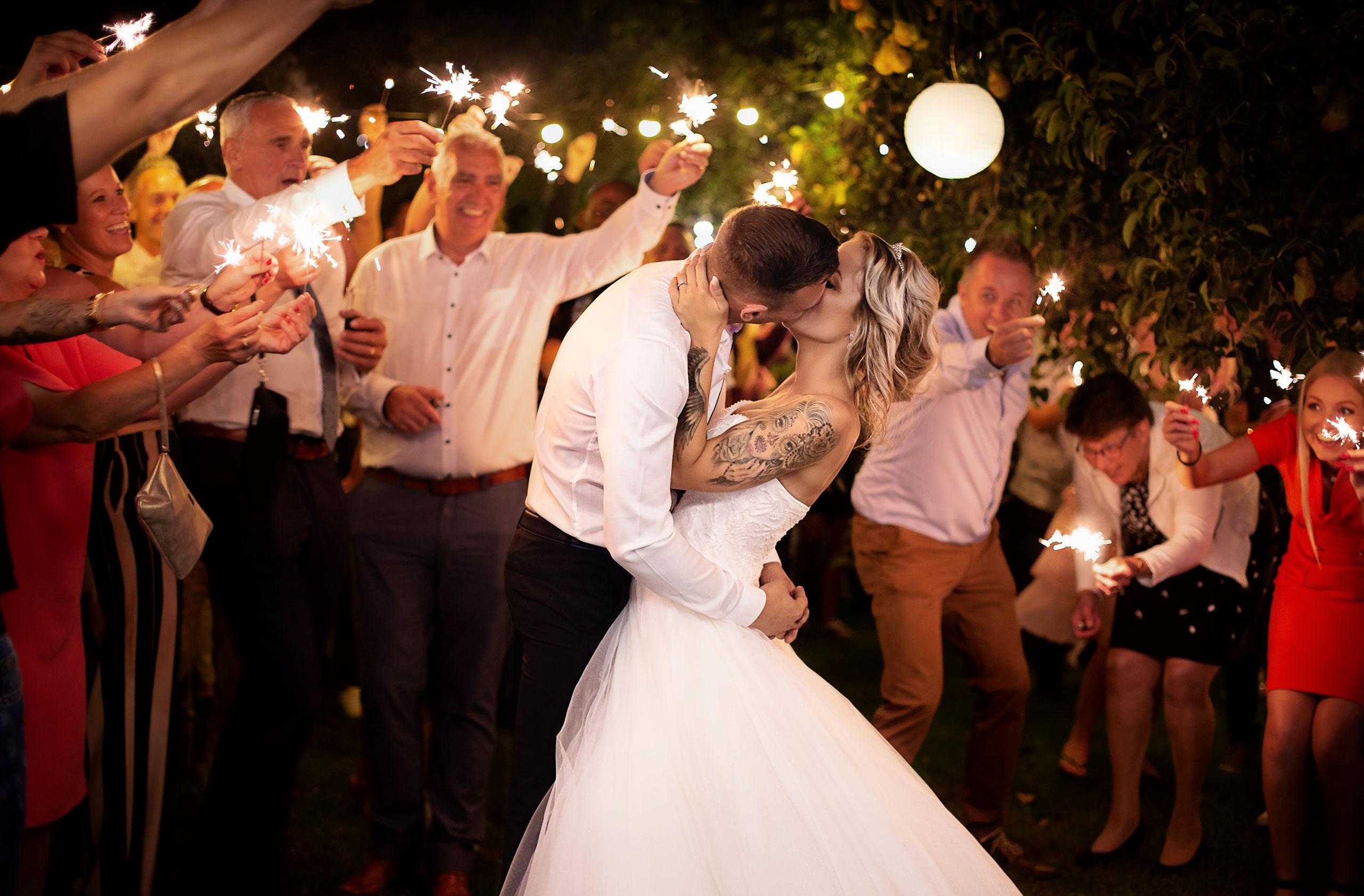 Hoe krijg je de perfecte trouwfoto's
